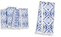 Martha Stewart Collection La Dolce Vita Napkins, Set of 4, Created for Macy's