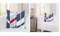 """PoloGear Valor 26"""" Designer Euro Throw Pillow"""