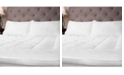 Sweet Home Collection Hypoallergenic Down Alternative Fiber Bed King Mattress Topper