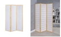 Coaster Home Furnishings Alan 3-Panel Folding Screen