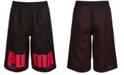Puma Big Boys Mesh Basketball Shorts