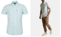 Barbour Men's Striped Poplin Shirt