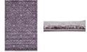 Bridgeport Home Felipe Fel1 Purple 5' x 8' Area Rug