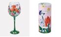 Enesco Lolita Spring Bling Wine Glass
