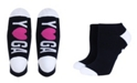 SOCK TALK Ladies' Low Cut Socks YOGA