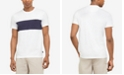 Kenneth Cole Men's Colorblocked T-Shirt