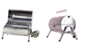 Stansport Propane BBQ- Stainless Steel