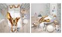 Design Art Designart 'Funny Brown Dog Basset' Modern and Contemporary Duvet Cover Set - Queen