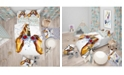 Design Art Designart 'Funny Brown Dog With Glasses' Modern and Contemporary Duvet Cover Set - Queen