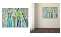 """Trademark Global Carrie Schmitt 'Dhyana' Canvas Art - 18"""" x 24"""""""