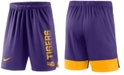 Nike Men's LSU Tigers Breathe Knit Shorts