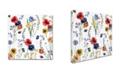 """Trademark Global Color Bakery 'Summer Linen' Canvas Art - 24"""" x 24"""""""