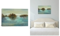 """iCanvas Serenity on The River by Silvia Vassileva Gallery-Wrapped Canvas Print - 12"""" x 18"""" x 0.75"""""""