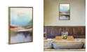 """iCanvas Spring Lake I by Alison Jerry Gallery-Wrapped Canvas Print - 26"""" x 18"""" x 0.75"""""""