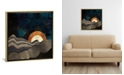 """iCanvas """"Gold and Silver Fields"""" by Spacefrog Designs Gallery-Wrapped Canvas Print"""