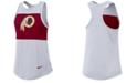 Nike Women's Washington Redskins Racerback Colorblock Tank