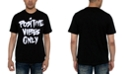Sean John Men's Positive Vibes Only Graphic T-Shirt