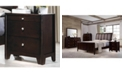 Coaster Home Furnishings Madison 3-Drawer Nightstand