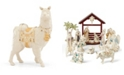 Lenox First Blessing Nativity Llama Figurine