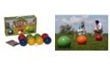Londero Londer Junior Bocce Solid Beechwood Outdoor Game Set