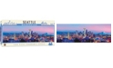 MasterPieces Puzzle Company Masterpieces Seattle 1000 Piece Panoramic Puzzle