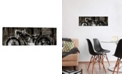 iCanvas Vintage Motorcycle by Dylan Matthews Wrapped Canvas Print - 16 x 48