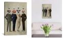 "iCanvas The Wine Club by Coco De Paris Wrapped Canvas Print - 26"" x 18"""