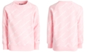 Champion Big Girls Script-Print Sweatshirt