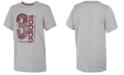 adidas Big Boys 3-Print T-Shirt