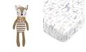 NoJo Watercolor Deer Nursery Collection