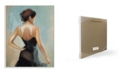 "Stupell Industries The Dancer Portrait Wall Plaque Art, 10"" x 15"""