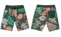 Volcom Big Boys Printed Swim Trunks