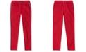 Tommy Hilfiger Big Girls Side-Stripe Skinny Jeans