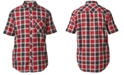 Fox Men's Big Trouble Plaid Shirt