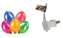 Northlight Pearl Multi-Colored Easter Egg String lights