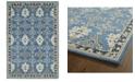Kaleen Middleton MID04-17 Blue 8' x 10' Area Rug
