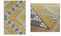 Kaleen Lakota LKT04-07 Butterscotch 8' x 10' Area Rug