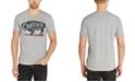 Buffalo David Bitton Men's Tistor Logo Graphic V-Neck T-Shirt