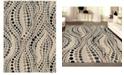 "KM Home CLOSEOUT! 3795/1002/BONE Imperia Ivory/ Cream 7'10"" x 10'6"" Area Rug"