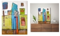 """Courtside Market I-Do Gallery-Wrapped Canvas Wall Art - 36"""" x 48"""""""