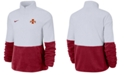 Nike Women's Iowa State Cyclones Therma Long Sleeve Quarter-Zip Pullover