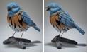 Enesco Edge Western Bluebird Figure
