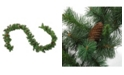 Northlight 9' Imperial Majestic Pine Artificial Christmas Garland - Unlit