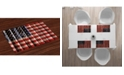 Ambesonne 4th of July Place Mats, Set of 4