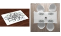 Ambesonne Octopus Place Mats, Set of 4