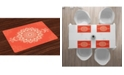 Ambesonne Oriental Place Mats, Set of 4