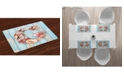 Ambesonne Letter G Place Mats, Set of 4