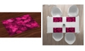 Ambesonne Hot Pink Place Mats, Set of 4