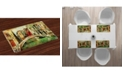 Ambesonne Venice Place Mats, Set of 4