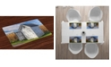 Ambesonne Outhouse Place Mats, Set of 4